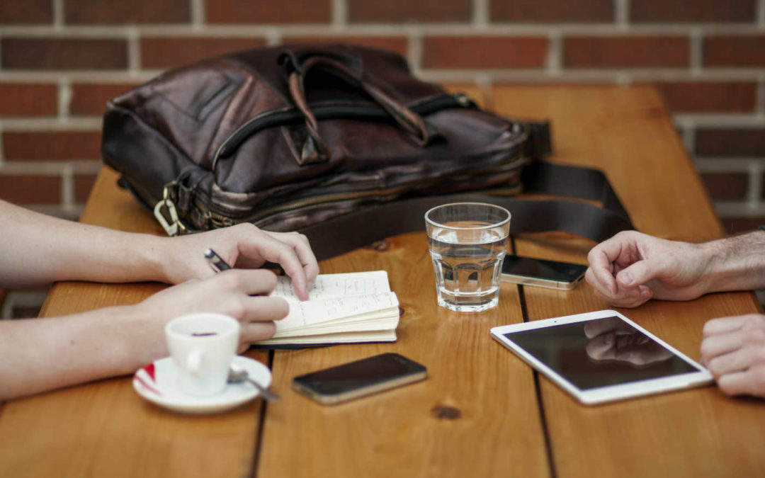 Kollaborativ Schreiben – Selbstversuch I